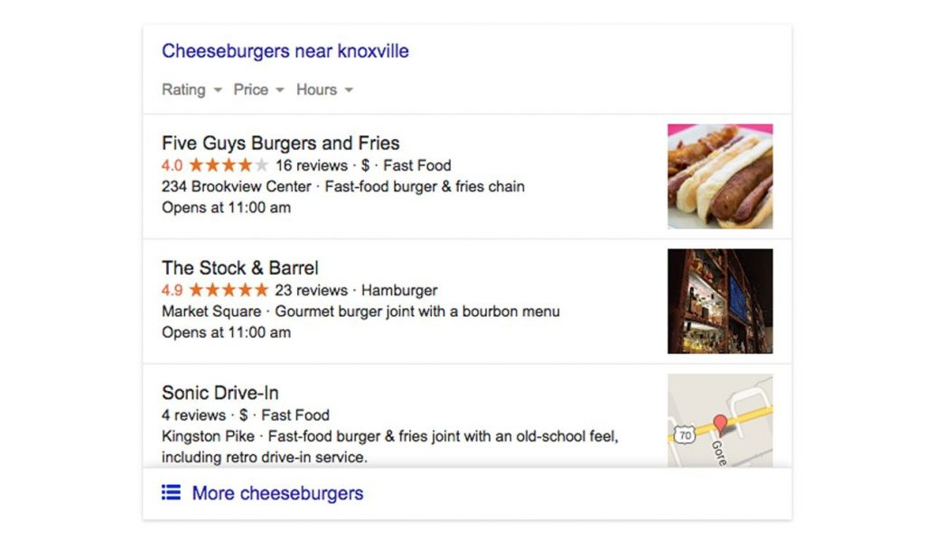 Google's Local Search Changes & Your SEO
