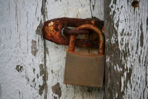 Is your password on the rusty side?