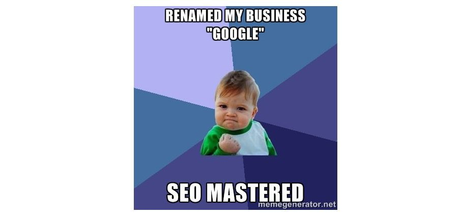 Your SEO Strategies WILL. NEVER. BE. THE. SAME.