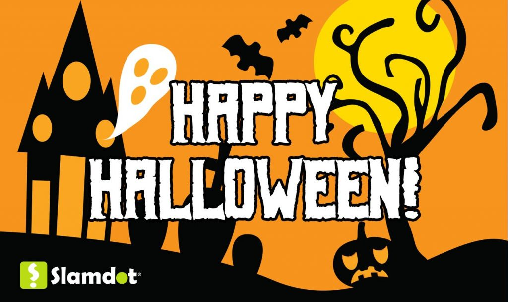 Happy Halloween! Hope Your Costume Doesn't Involve Too Many Layers!
