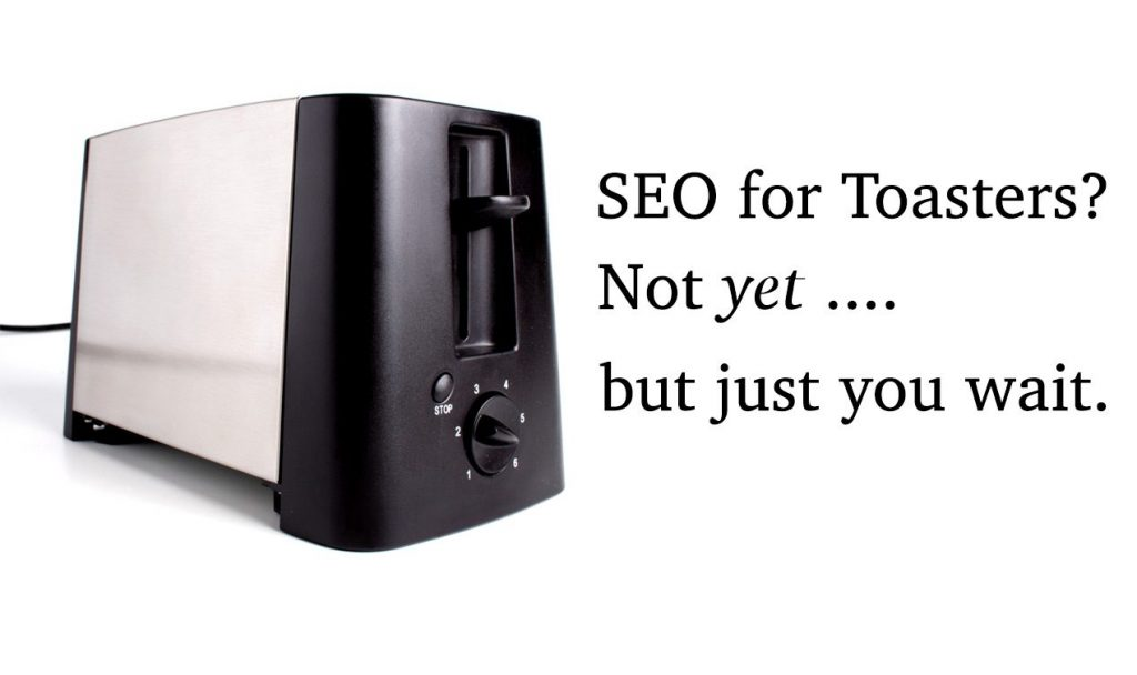 SEO for Household Objects? Maybe …