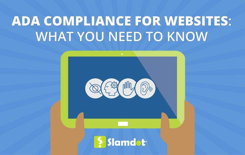 ADA Compliance for Websites: What You Need to Know
